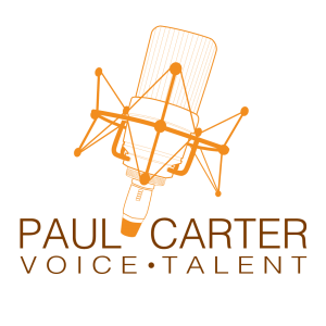 Paul Carter - Voice Over logo