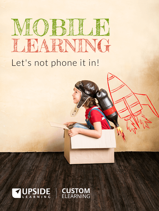 Mobile Learning: Let's Not Phone It In!