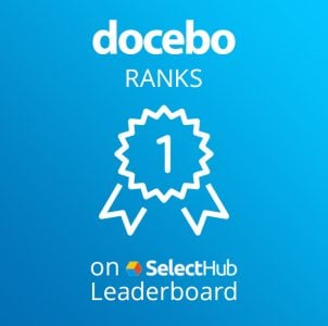 Docebo Ranks #1 In Learning Management Software Leaderboard By SelectHub