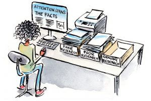 The Attention Span Crisis
