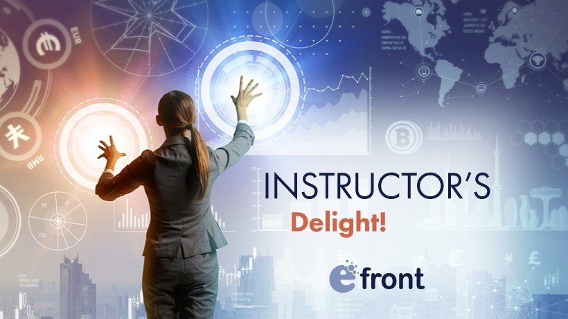 To Sir, With Love: eFrontPro's Instructor Pages Part 1