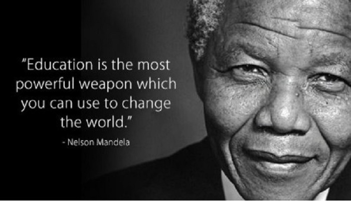 Nelson Mandela Quote--Credit: www.edopt.org.uk