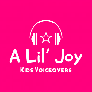 A Lil' Joy Kids Voiceovers logo