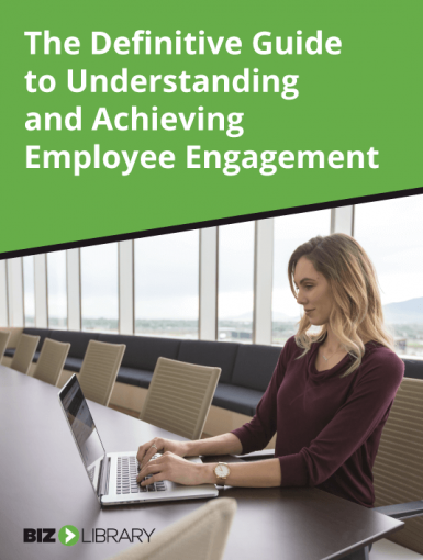 The Definitive Guide To Employee Engagement