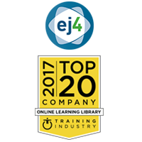ej4 Named A 2017 Top Online Learning Library Company
