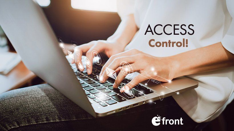 Members Only: Controlling Access To Your eFrontPro Portal - Part 1