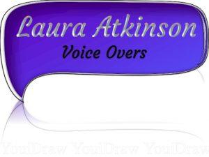 Laura Atkinson Voice Overs logo
