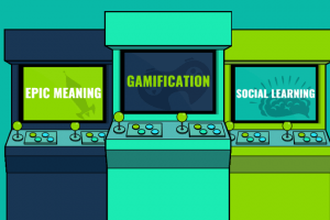 How To Use Social Learning And Epic Meaning To Succeed With Gamification
