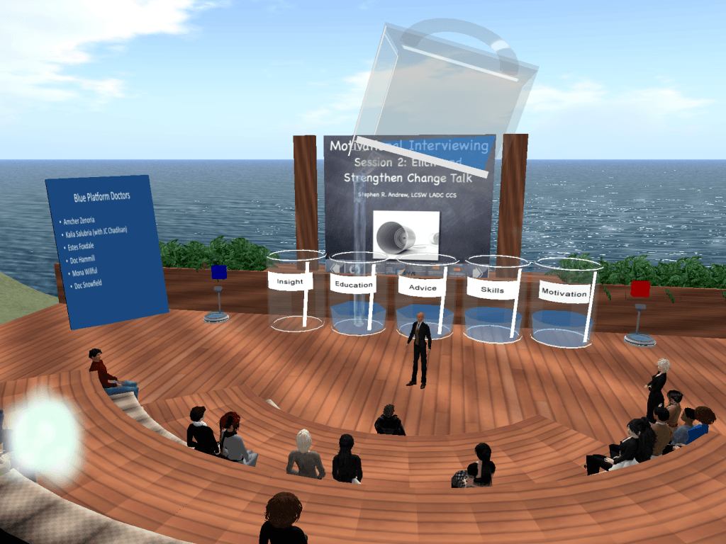 Virtual World Education