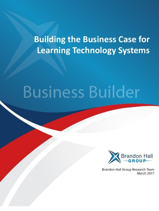 Free Ebook: Get the free eBook Building The Business Case For Learning Technology Systems
