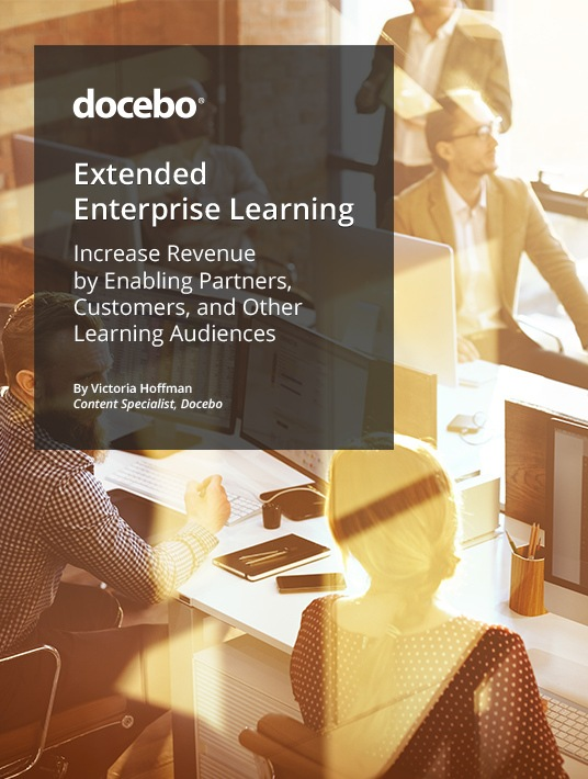 Free Ebook: Download a free eBook on Extended Enterprise Learning by Docebo