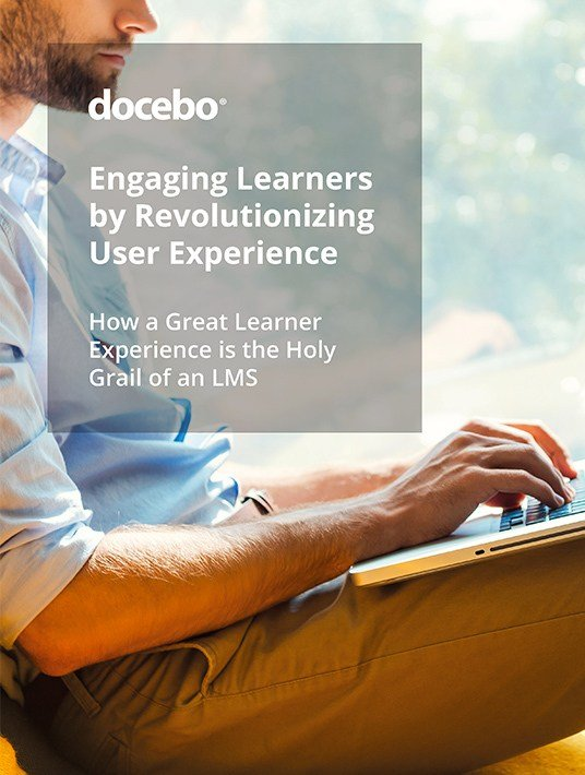 Free Ebook: Get a free eBook on Engaging Learners By Revolutionizing User Experience