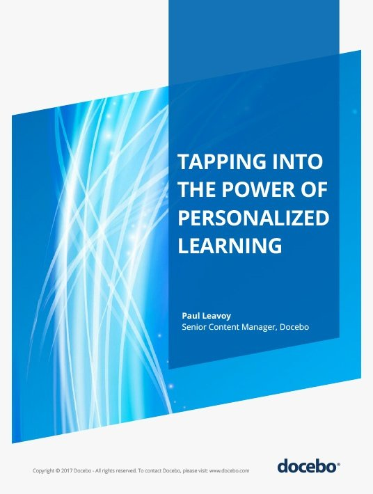 Free Ebook: Free eBook: Tapping Into The Power Of Personalized Learning