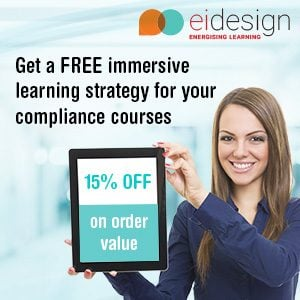 Build An Immersive Compliance Training Strategy With EI Design's Unbeatable Offer!