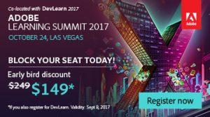 Adobe Learning Summit 2017