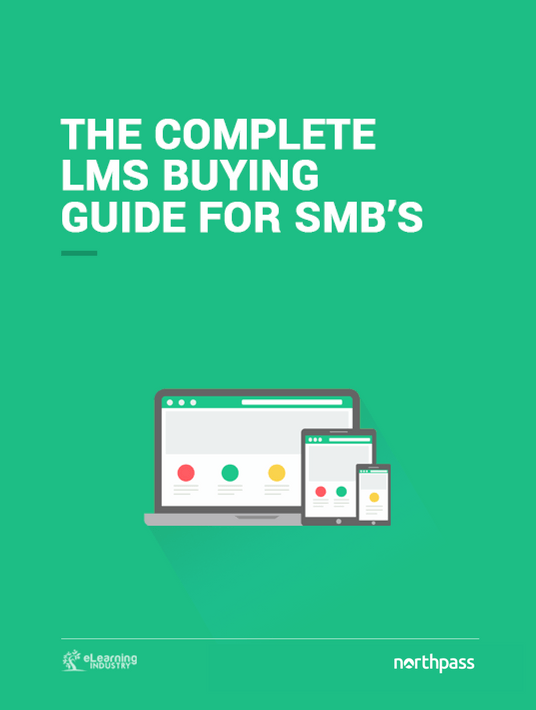Free Ebook: Get the free ebook The Complete LMS Buying Guide For SMBs