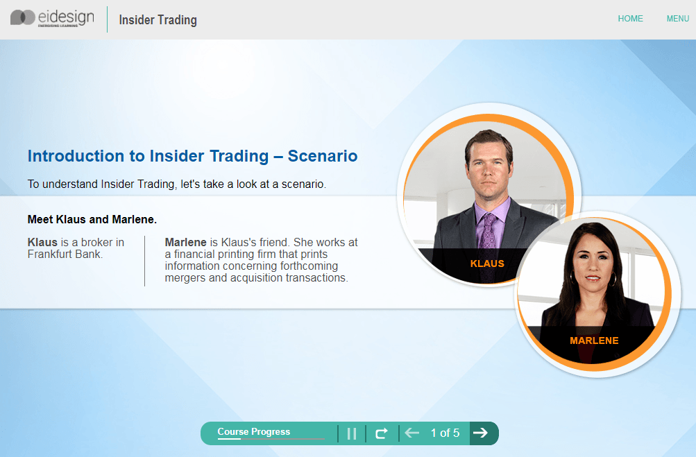 Insider Trading Level 1 Course