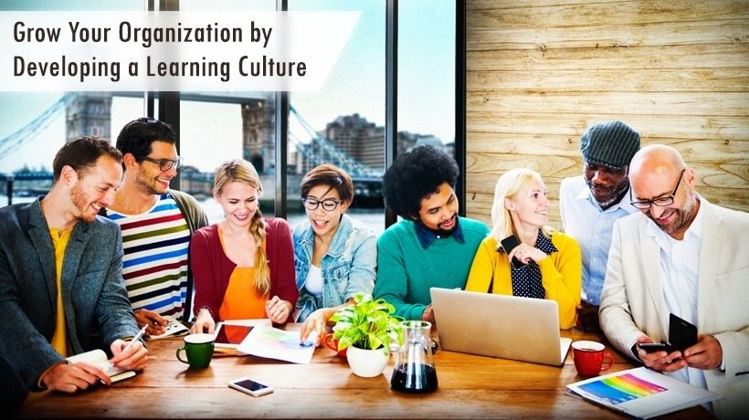 Grow Your Organization By Developing A Learning Culture