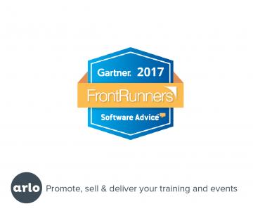 Arlo: FrontRunner In Gartner's 2017 LMS Quadrant