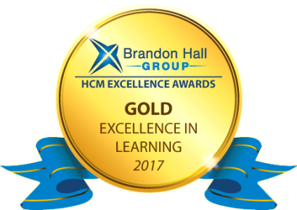 PulseLearning And SHC WIN Gold At 2017 Brandon Hall Awards