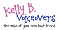 Kelly Brennan Voice Talent logo