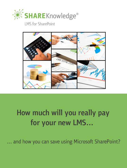 Free Ebook: Get the Free eBook: How Much Will You Really Pay For Your New LMS