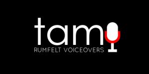 Tami Rumfelt Voiceovers logo