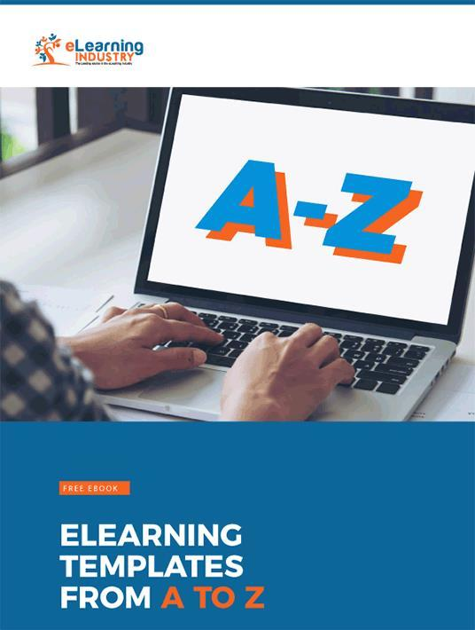 eBook Release: Get a Free PDF Download about eLearning Templates From A To Z