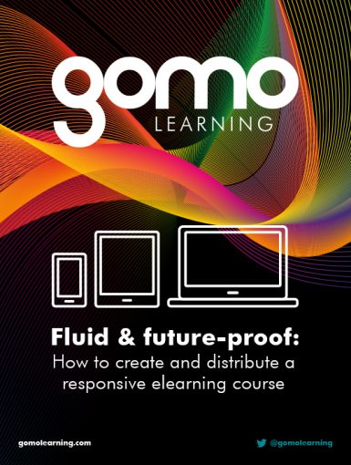 Fluid & Future-Proof: How To Create And Distribute A Responsive eLearning Course