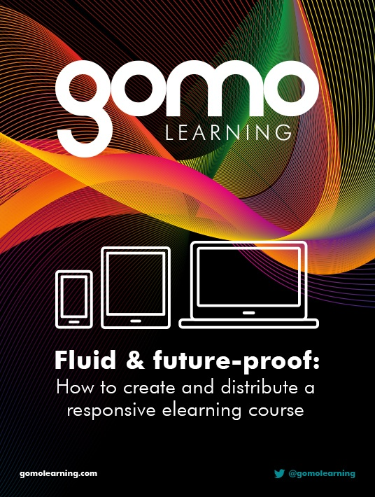Free Ebook: Get a free eBook on how to create and distribute a Responsive eLearning Course