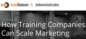 How Training Companies Can Scale Marketing