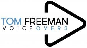 Tom Freeman Voiceovers logo