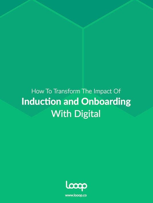 Free Ebook: How To Transform The Impact Of Induction And Onboarding With Digital