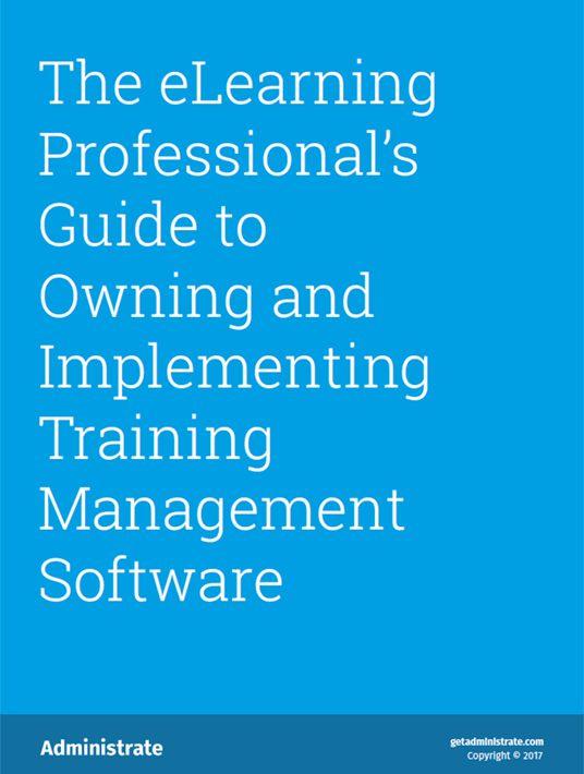 Free Ebook: Get the free Guide To Owning And Implementing Training Management Software