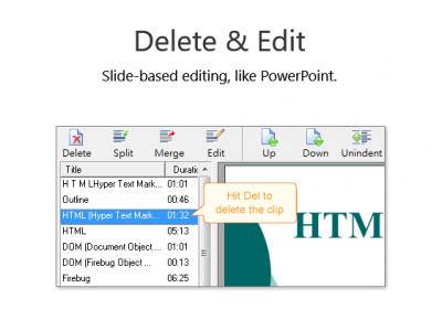 Screenshot of EverCam