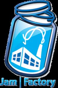 Jam Factory logo