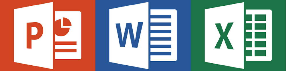 Microsoft Office Lesson Plans