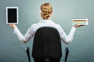 Weighing The Benefits Of Print Learning Against eLearning