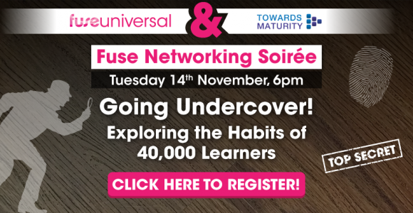 Fuse Universal And Towards Maturity Announce November Networking Soirée