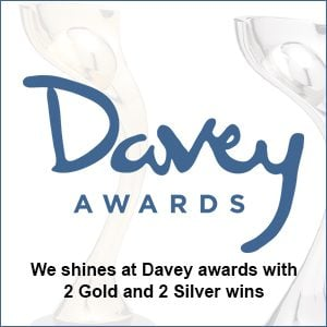 EI Design Wins 4 Davey Awards