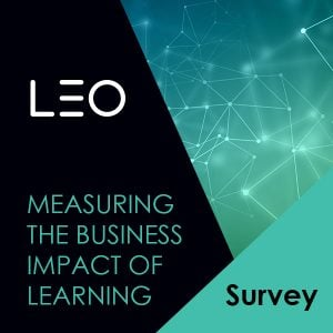 LEO Invites Companies To Join Measuring Business Impact Of Learning Survey