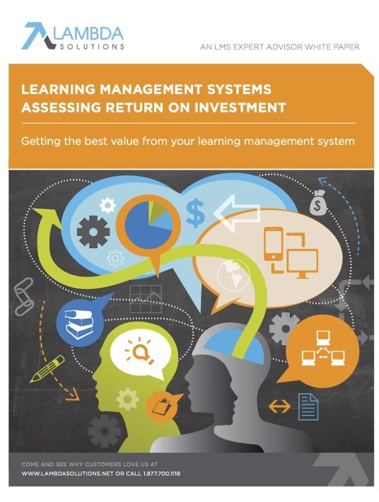 Free Ebook: Learning Management Systems - Assessing Return On Investment