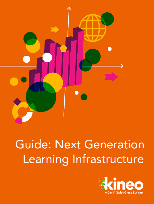 Free Ebook: Free eBook - Next Generation Learning Infrastructure, by Kineo