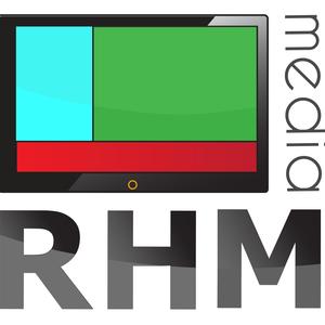 RHM MEDIA logo