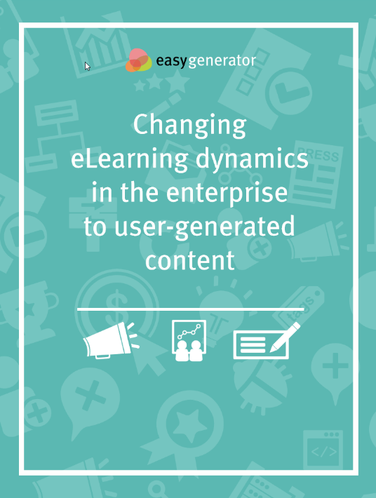 Free Ebook: Changing eLearning Dynamics In The Enterprise To User-Generated Content
