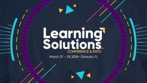 Learning Solutions 2018 Conference & Expo