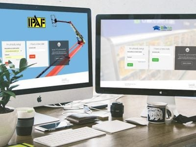 Screenshot of Bolt Spark LMS