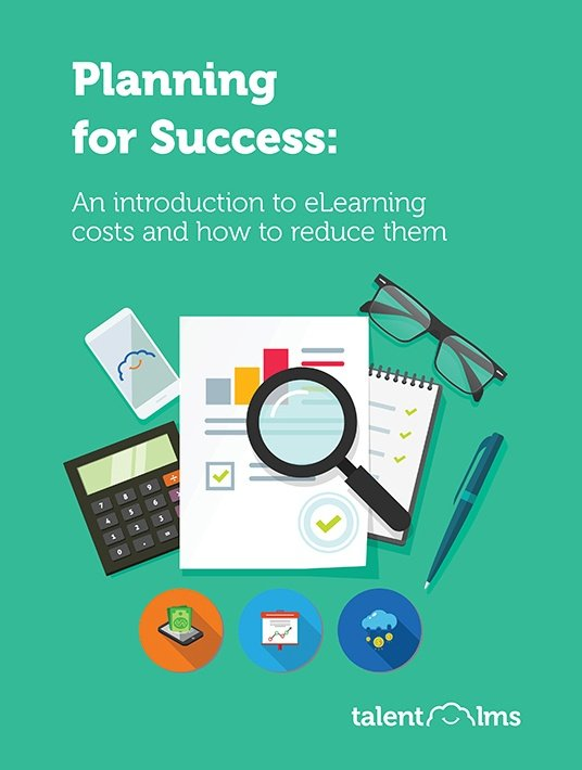 Free Ebook: Free eBook - An Introduction To eLearning Costs And How To Reduce Them