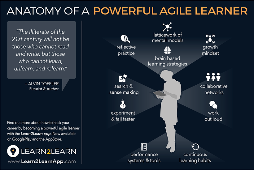 9 Techniques To Achieve Learning Agility And Future Proof Yourself