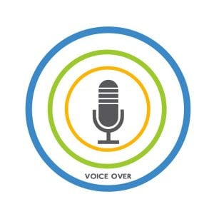 TEworks Voices logo